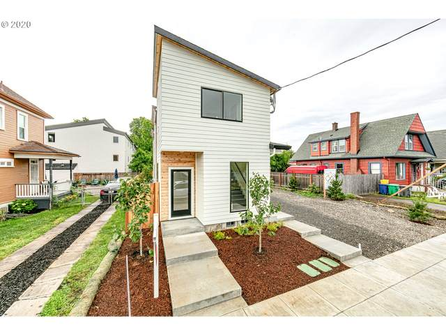 461 NE Church St, Portland, OR 97211 (MLS #20420523) :: Townsend Jarvis Group Real Estate