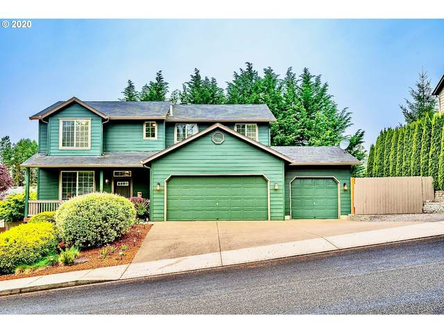 705 Sunset Ridge Dr, Washougal, WA 98671 (MLS #20420587) :: Next Home Realty Connection