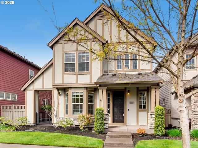 10319 SW Madrid Loop, Wilsonville, OR 97070 (MLS #20421826) :: McKillion Real Estate Group