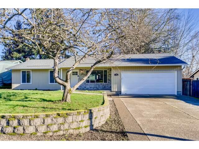7848 SW 166TH Pl, Beaverton, OR 97007 (MLS #20422082) :: Brantley Christianson Real Estate