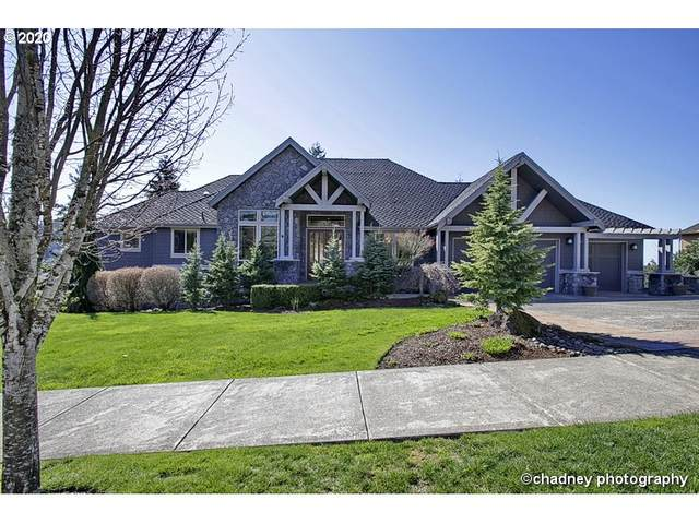 13980 SE Sunshadow St, Happy Valley, OR 97086 (MLS #20422804) :: Gustavo Group