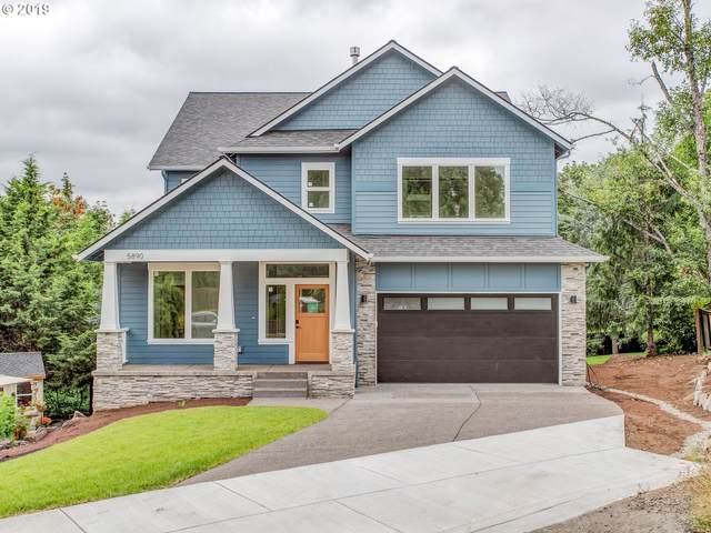 5890 SE Equestrian Dr, Portland, OR 97236 (MLS #20422973) :: Piece of PDX Team