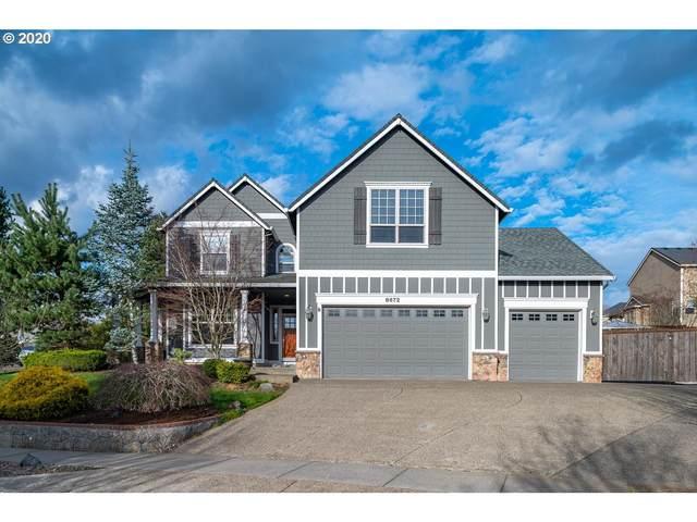 8672 SE Margie Way, Happy Valley, OR 97086 (MLS #20423093) :: Premiere Property Group LLC
