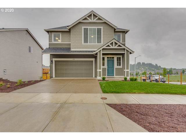 2912 Emily Ave NW, Salem, OR 97304 (MLS #20423331) :: Fox Real Estate Group