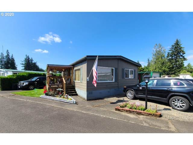 620 SE 2ND Ave #40, Canby, OR 97013 (MLS #20423412) :: Song Real Estate