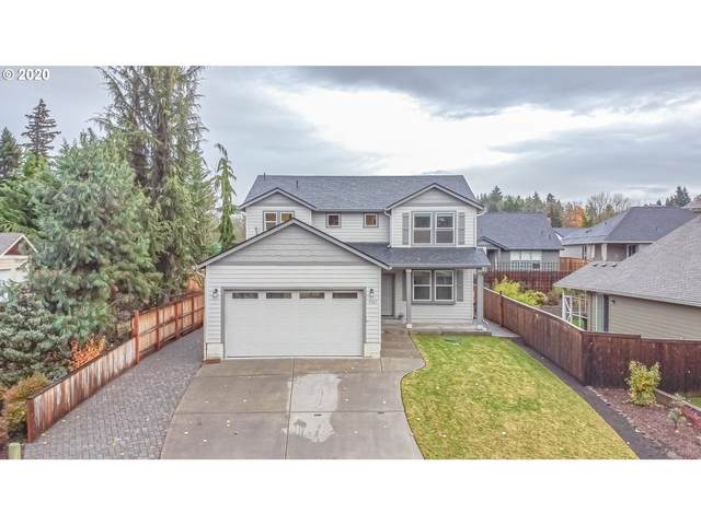 7101 NW 23RD Ct, Vancouver, WA 98665 (MLS #20424351) :: Gustavo Group