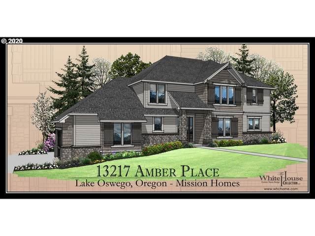 13217 Amber Pl #1, Lake Oswego, OR 97034 (MLS #20424440) :: McKillion Real Estate Group