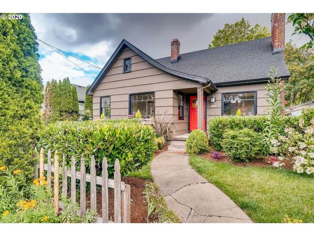 6442 NE 33RD Ave, Portland, OR 97211 (MLS #20424606) :: The Liu Group