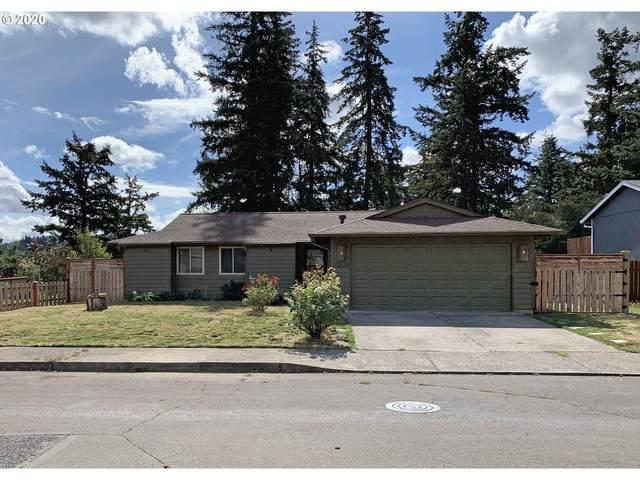 12634 SE Cora St, Portland, OR 97236 (MLS #20424740) :: Premiere Property Group LLC