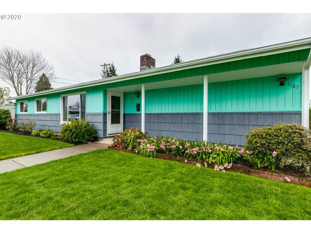 1143 Quinalt St, Springfield, OR 97477 (MLS #20424853) :: The Liu Group