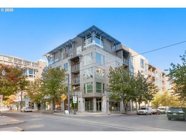 1125 NW 9TH Ave #412, Portland, OR 97209 (MLS #20425023) :: The Pacific Group