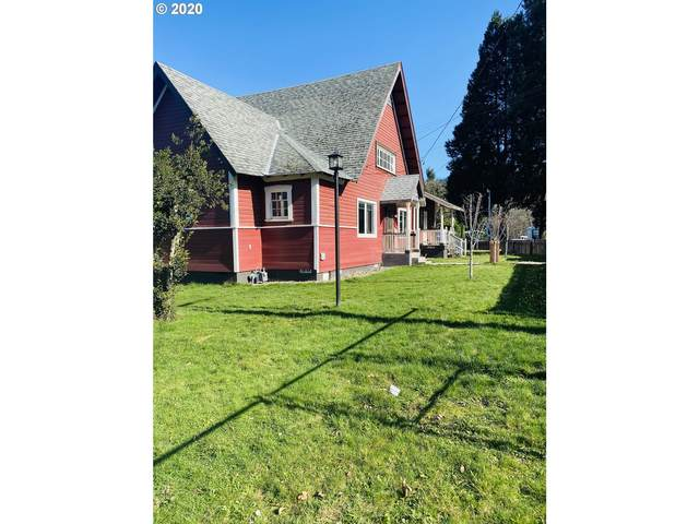 126 Gilbert Ave, Glendale, OR 97442 (MLS #20425526) :: Townsend Jarvis Group Real Estate