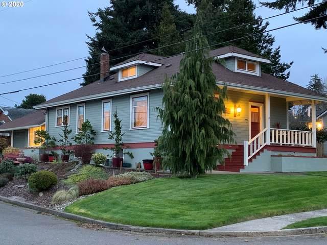 405 S 2nd, Cathlamet, WA 98612 (MLS #20425601) :: Song Real Estate