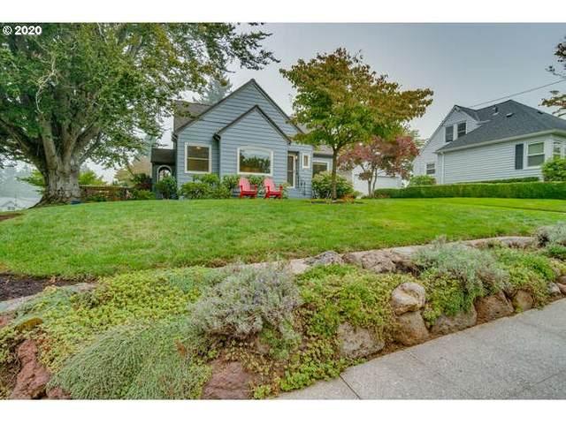 937 SW Evans St, Portland, OR 97219 (MLS #20425644) :: Stellar Realty Northwest