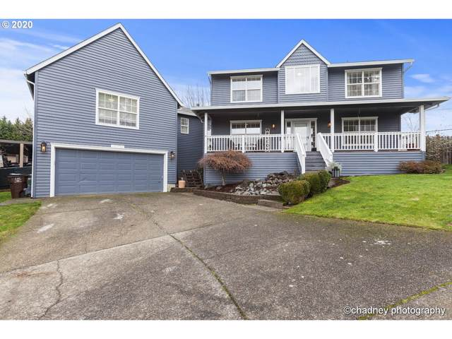 13932 SE 141ST Ave, Clackamas, OR 97015 (MLS #20425847) :: Matin Real Estate Group