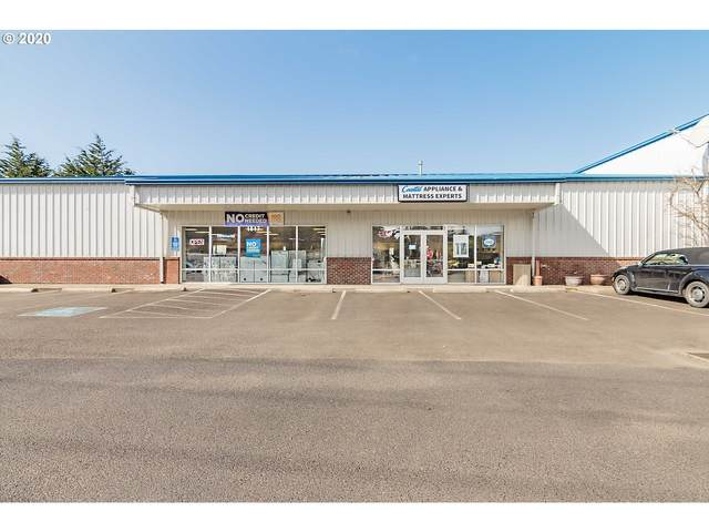 1517 SW Hwy 101, Lincoln City, OR 97367 (MLS #20425914) :: Coho Realty