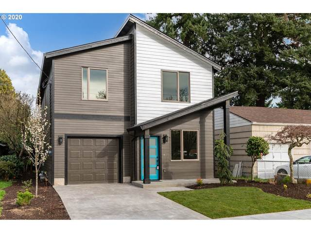 9016 N Portsmouth Ave, Portland, OR 97203 (MLS #20425981) :: Song Real Estate