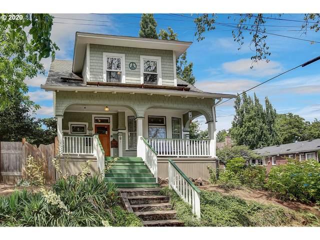 937 NE Tillamook St, Portland, OR 97212 (MLS #20426007) :: Townsend Jarvis Group Real Estate