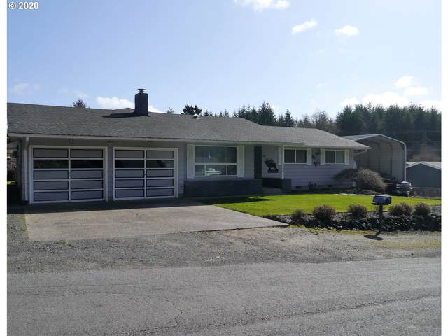 70 SW Hall Rd, Clatskanie, OR 97016 (MLS #20426431) :: Song Real Estate