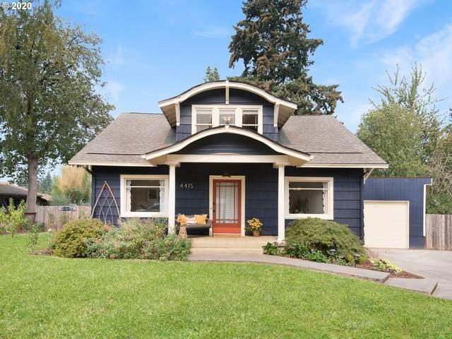 4415 SE Jennings Ave, Milwaukie, OR 97267 (MLS #20426432) :: Fox Real Estate Group