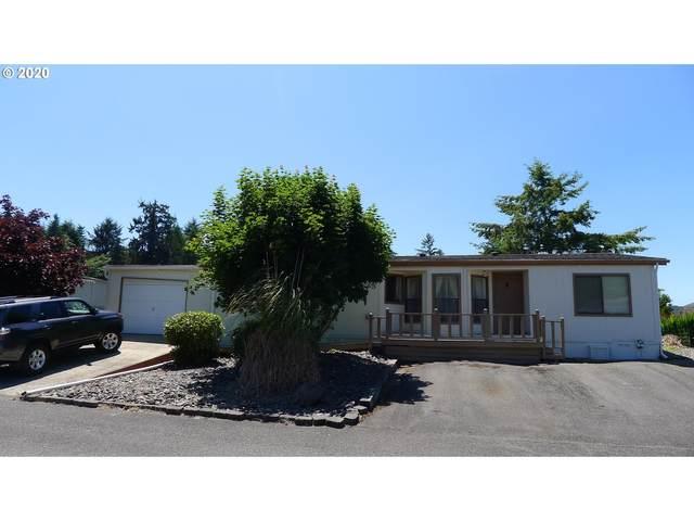 100 River Bend Rd Sp#25, Reedsport, OR 97467 (MLS #20426443) :: Townsend Jarvis Group Real Estate