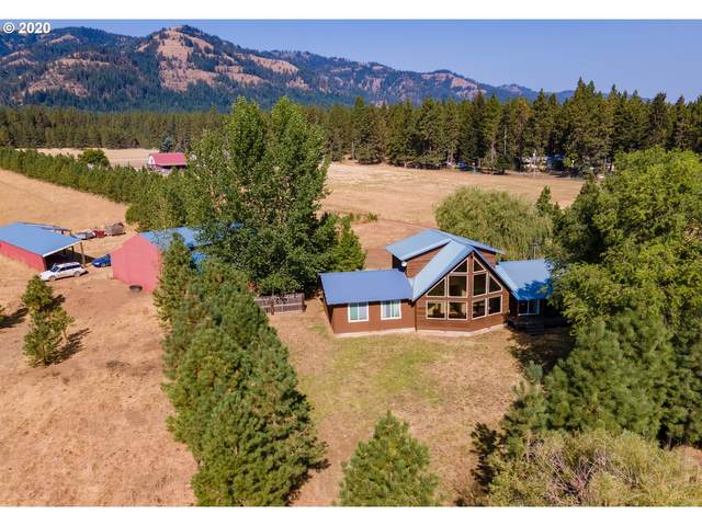 66871 End Rd, Summerville, OR 97876 (MLS #20426699) :: Cano Real Estate