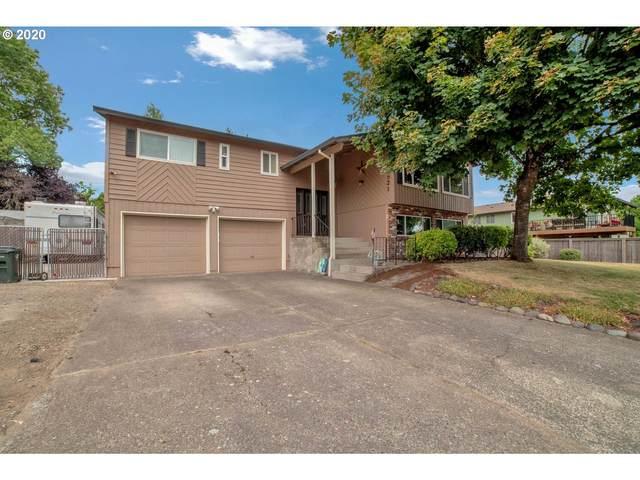 5521 SE Hillwood Cir, Milwaukie, OR 97267 (MLS #20426756) :: Premiere Property Group LLC