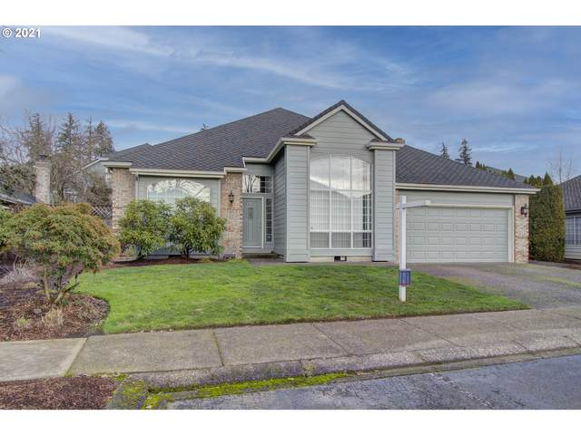 13614 SE 37TH St, Vancouver, WA 98683 (MLS #20427076) :: The Galand Haas Real Estate Team