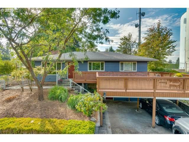 6700 NE 14TH Ave, Vancouver, WA 98665 (MLS #20428292) :: The Liu Group