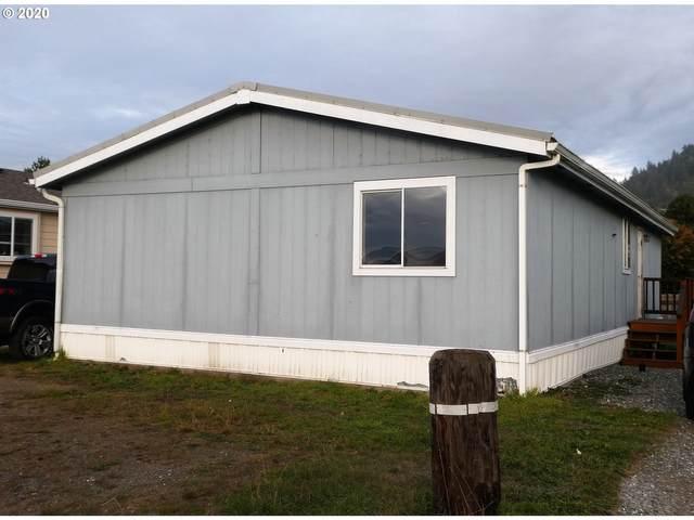 94120 Strahan St #35, Gold Beach, OR 97444 (MLS #20428425) :: Holdhusen Real Estate Group