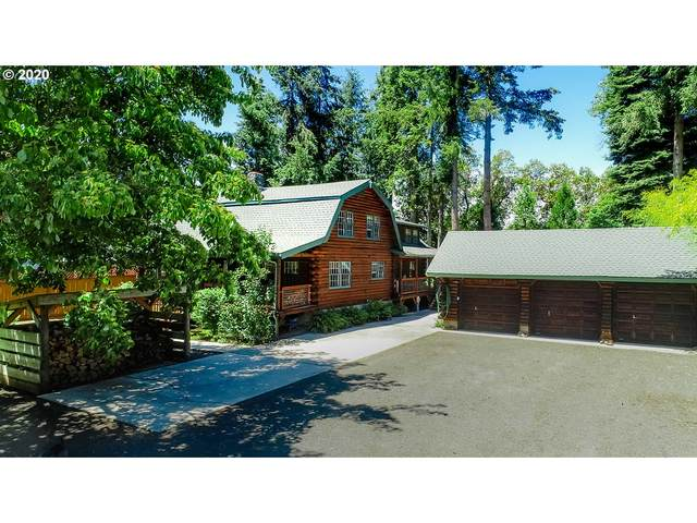 1536 Fisher Rd, Roseburg, OR 97471 (MLS #20429320) :: Townsend Jarvis Group Real Estate
