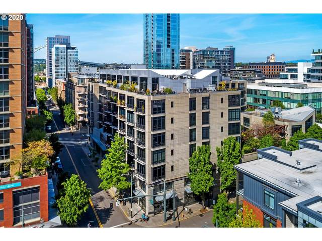 1030 NW 12TH Ave #410, Portland, OR 97209 (MLS #20429562) :: Townsend Jarvis Group Real Estate