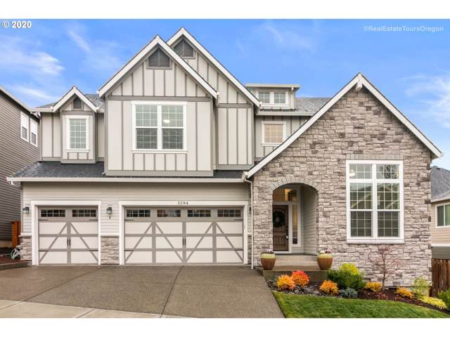 3294 NW Kinsley Ter, Portland, OR 97229 (MLS #20429588) :: Next Home Realty Connection
