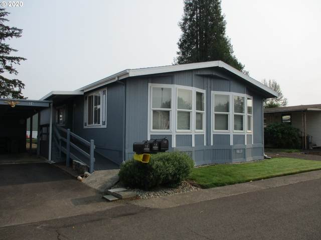 835 SE 1ST Ave #54, Canby, OR 97013 (MLS #20430347) :: Lux Properties