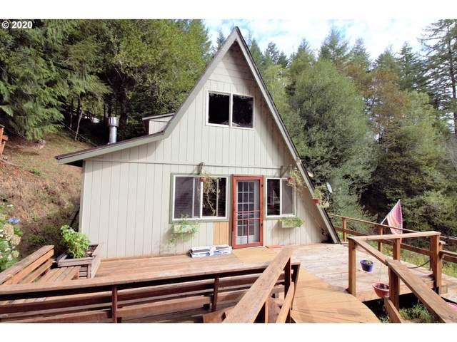 96358 Silverwood Ln, Lakeside, OR 97449 (MLS #20430770) :: Townsend Jarvis Group Real Estate
