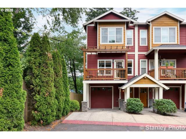 5207 SW Shattuck Rd, Portland, OR 97221 (MLS #20431175) :: Holdhusen Real Estate Group