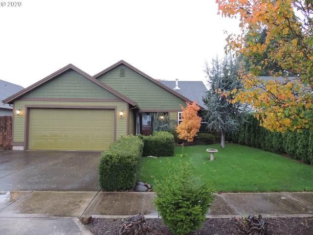 885 N Spruce St, Mt. Angel, OR 97362 (MLS #20431227) :: McKillion Real Estate Group