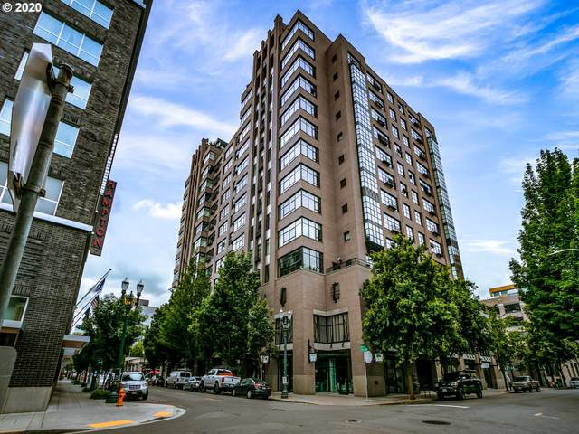 333 NW 9TH Ave #1213, Portland, OR 97209 (MLS #20431307) :: Piece of PDX Team
