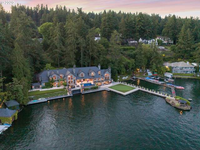 1500 Northshore Rd, Lake Oswego, OR 97034 (MLS #20432418) :: Stellar Realty Northwest