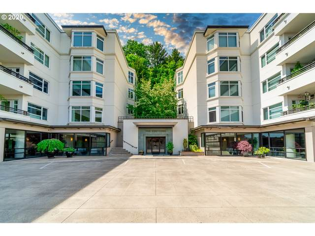 2445 NW Westover Rd #417, Portland, OR 97210 (MLS #20432433) :: Piece of PDX Team