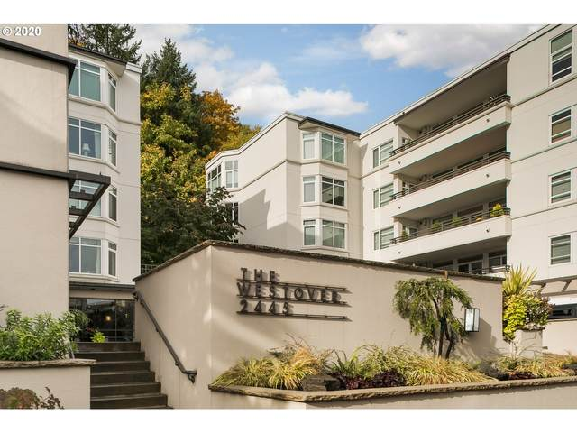 2445 NW Westover Rd #209, Portland, OR 97210 (MLS #20432514) :: Fox Real Estate Group