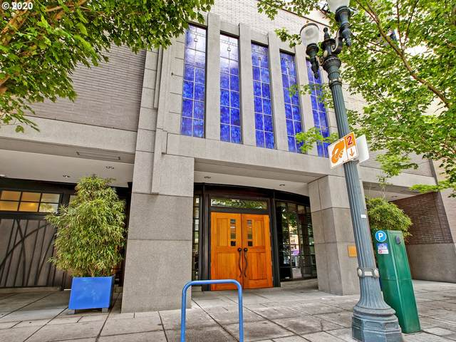333 NW 9TH Ave #902, Portland, OR 97209 (MLS #20432685) :: Fox Real Estate Group