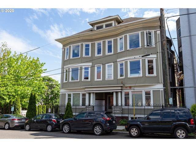 1714 NW Couch St #17, Portland, OR 97209 (MLS #20432737) :: The Galand Haas Real Estate Team