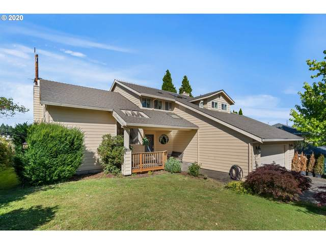 5822 NW Simnasho Dr, Portland, OR 97229 (MLS #20432941) :: Next Home Realty Connection