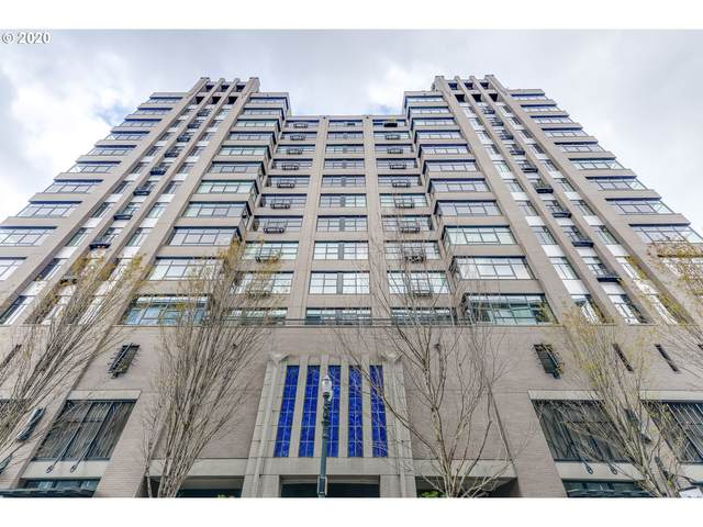 333 NW 9TH Ave #1110, Portland, OR 97209 (MLS #20432958) :: Next Home Realty Connection