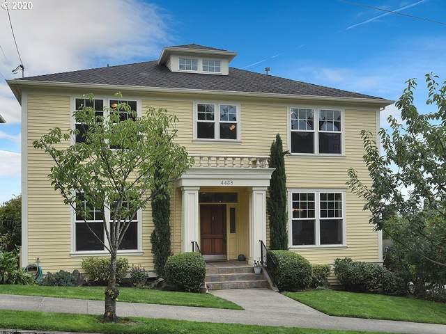 4438 SW Hamilton Ter, Portland, OR 97239 (MLS #20433113) :: Premiere Property Group LLC