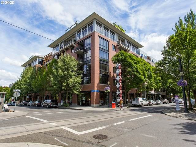 1030 NW Johnson St #517, Portland, OR 97209 (MLS #20433154) :: Next Home Realty Connection