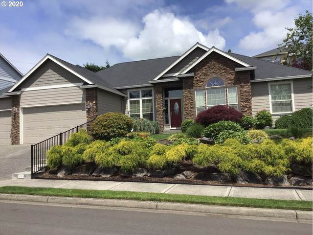 171 N X St, Washougal, WA 98671 (MLS #20433848) :: Fox Real Estate Group