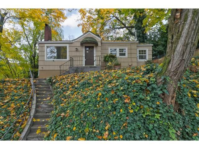 130 S Thomas St, Portland, OR 97239 (MLS #20433896) :: Premiere Property Group LLC