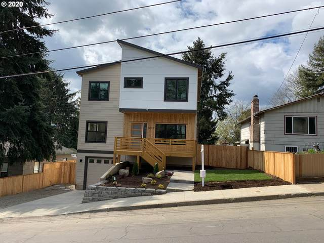 5017 SE 88TH Ave, Portland, OR 97266 (MLS #20434091) :: Fox Real Estate Group